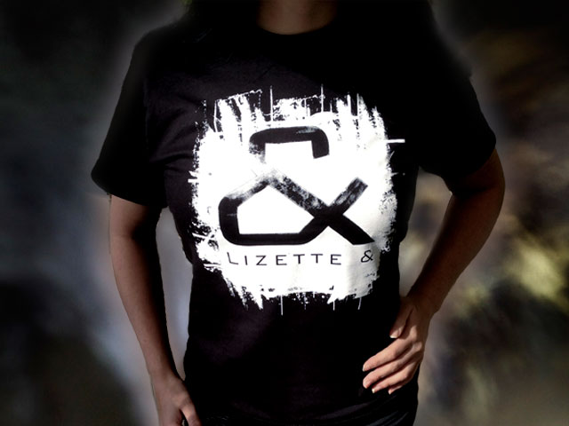 Lizette &'s new t-shirt