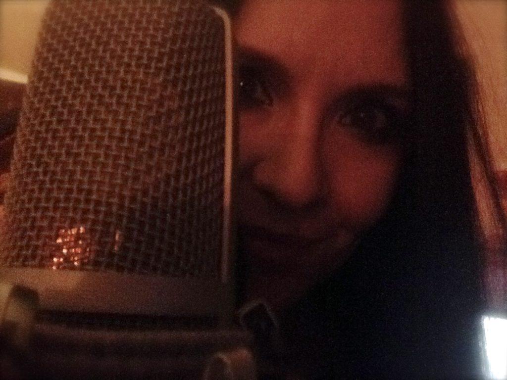 I have a HUGE mic...