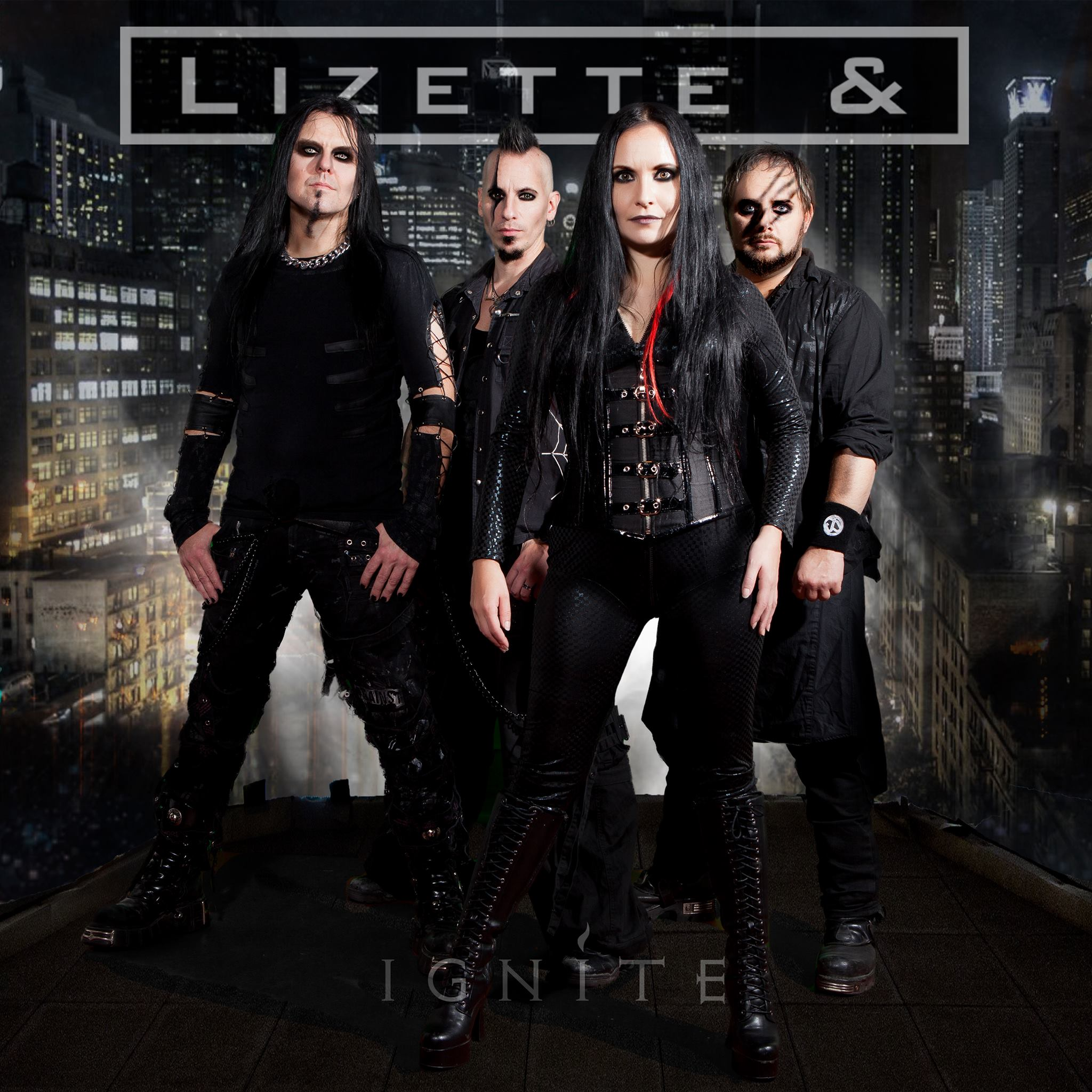 "The album ""Ignite"" is released!"